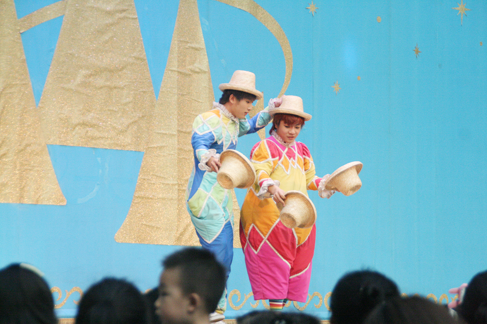 lotte world musical show 2