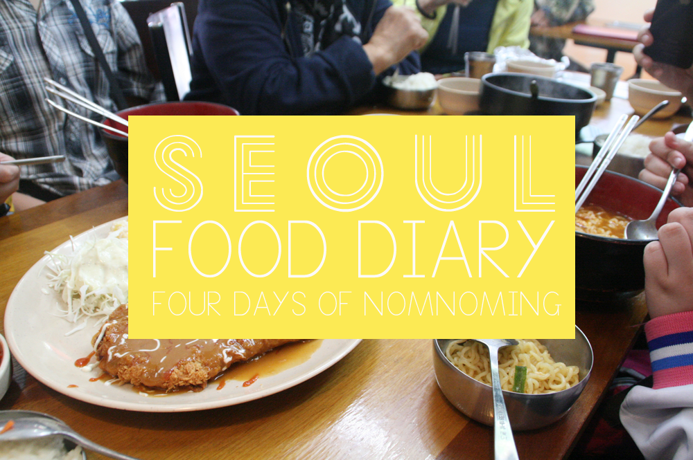 korean food blog