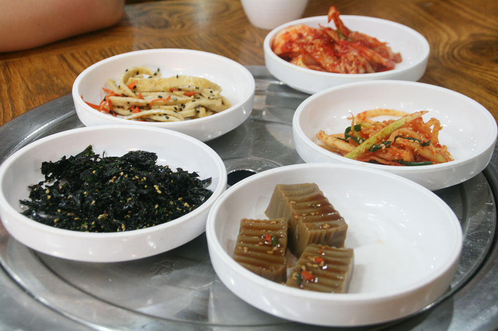 day 3 - korean food banchan 2