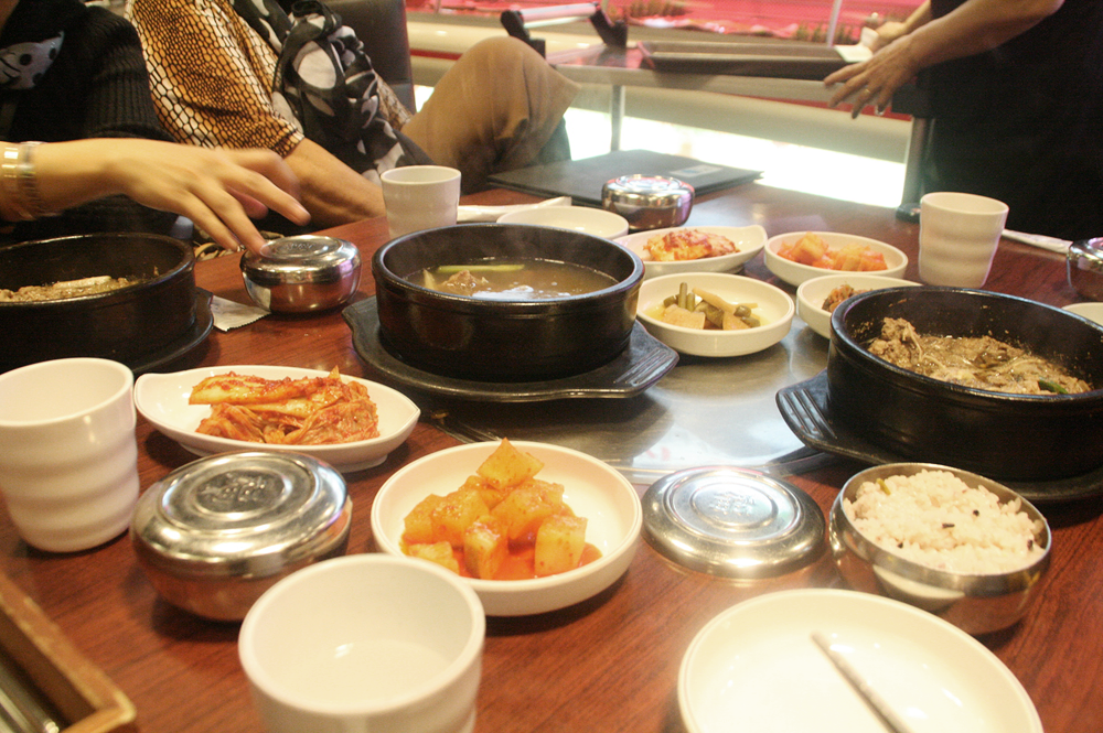day 3 korean food