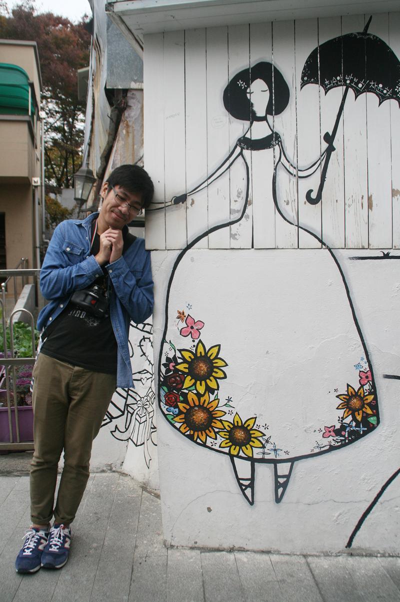 ihwa mural village 15