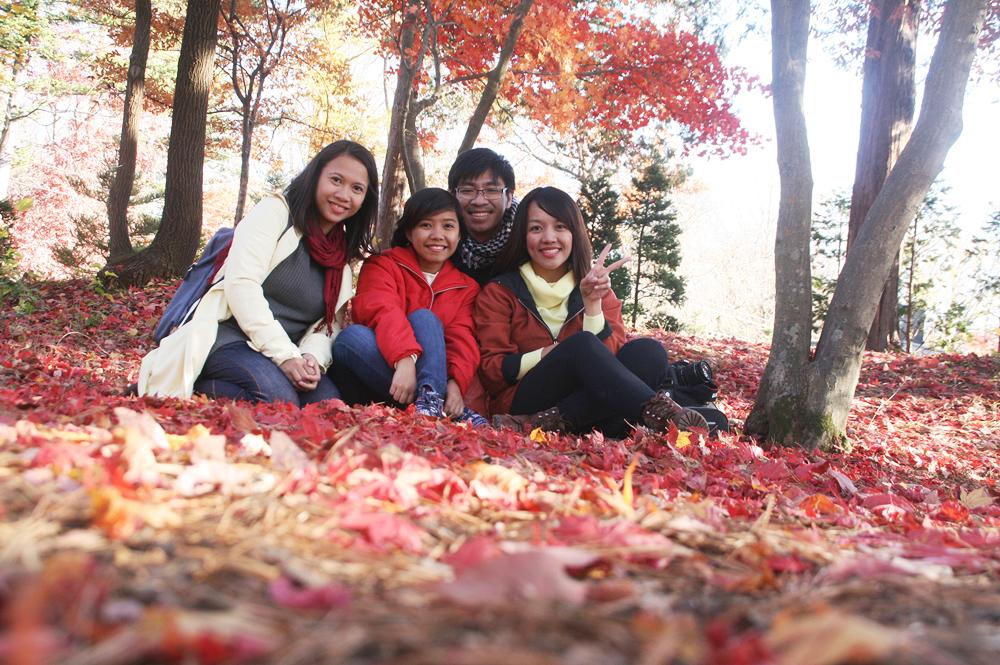 autumn in korea 2015