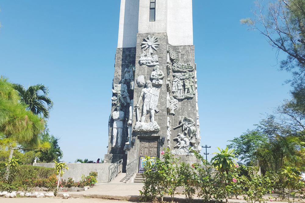 shrine of valor cross