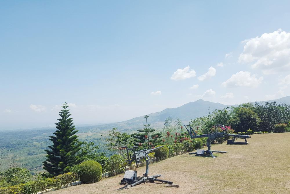 bataan view